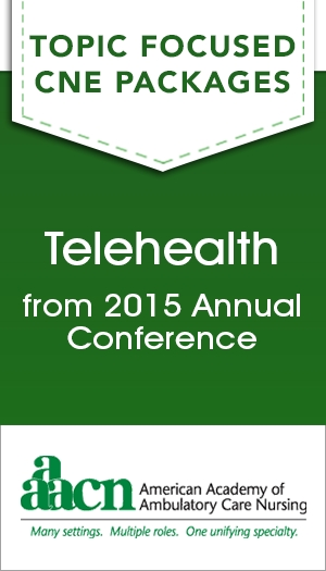 Telehealth from 2015 Annual Conference