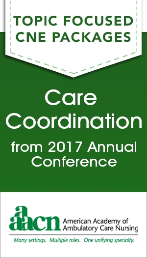 Care Coordination from 2017 Annual Conference