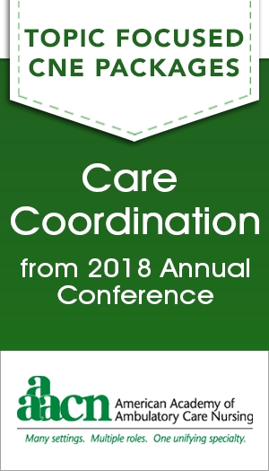 Care Coordination from 2018 Annual Conference