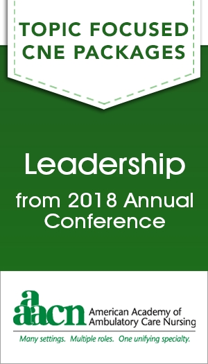 Leadership from 2018 Annual Conference