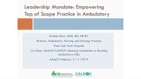 Emerging Trends in Ambulatory Magnet Application