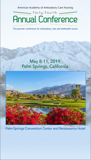 AAACN 44th Annual Conference 2019 Posters