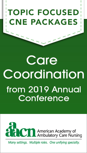 Care Coordination from 2019 Annual Conference