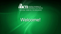 Nursing's Growing Role in Business Operations: Risk Coding and Population Health icon