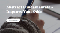 Abstract Fundamentals: Improve Your Odds