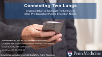 Connecting Two Lungs