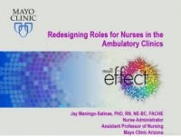 Partnering with the State Board of Nursing and Redesigning Roles for Nurses in the Ambulatory Clinics