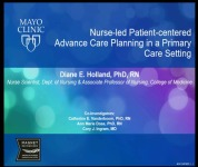 Nurse-Led Patient-Centered Advance Care Planning in a Primary Care Setting
