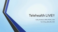 Telehealth Live - A Demo of Telehealth Modalities