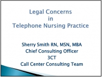 Avoiding Litigation in Telehealth Nursing Practice