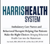 Ambulatory Care Nurses and Behavior Therapists Helping Our Patients Make the Right Choices: Bringing Behavioral Health Care into the Mainstream icon