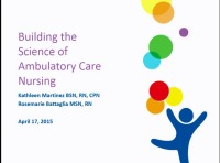 Building the Science of Ambulatory Care Nursing