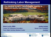 Rethinking Labor Management: One Medical Group's Transformative Journey to Improved Quality and Increased Savings