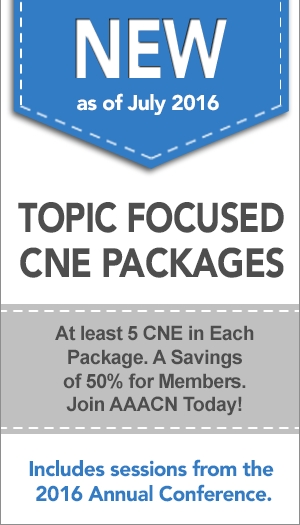 Topic Focused CNE Packages