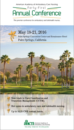 AAACN 41st Annual Conference 2016