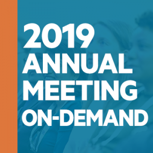 2019 AABB Annual Meeting On-Demand