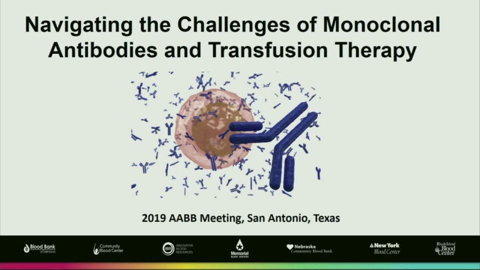 MN1-06: Navigating the Challenges of Monoclonal Antibodies and Transfusion Therapy