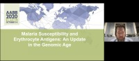 AM20-89: Malaria Susceptibility and Erythrocyte Antigens: An Update in the Genomic Age
