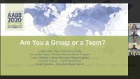 AM20-65: Are You a Group or a Team?