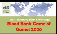 AM20-29: Test Your Blood Bank Knowledge 2020