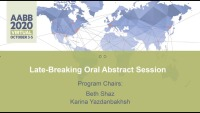 AM20-32: Late-breaking Oral Abstract Session