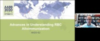 AM20-62: Advances in Understanding of RBC Alloimmunization - Mechanisms and Interventions