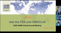 AM20-66: Ask the FDA