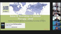 Solve It! Scenarios in Cellular Therapy