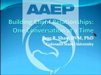 Building Client Relationships: One Conversation at a Time