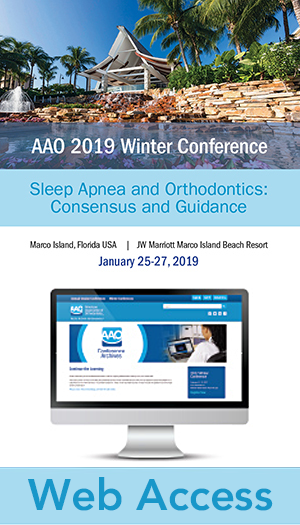2019 Winter Conference - Web Access Only
