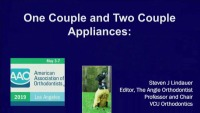 One Couple and Two Couple Appliances: Controlling Side-Effects