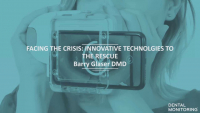 Facing the Crisis: Innovative Technologies to the Rescue