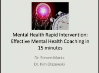 Mental Health Rapid Intervention: Effective Mental Health Coaching in 15 minutes
