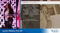 Catherine Dempsey Lecture: The Workplace Integrated Health and Safety (WISH) Assessment Tool — Measuring Best Practices in Worker Safety, Health, and Wellbeing