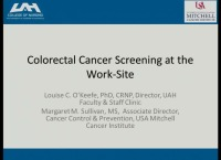 Employee Colorectal Cancer Screening: Case Studies