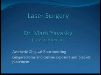 2009 Annual Session - Live Clinical Procedure: Laser Surgery