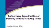 2019 Webinar - Partnerships: Exploring One of Dentistry's Fastest Growing Trends