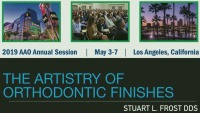 2019 AAO Annual Session - The Artistry of Orthodontic Finishes