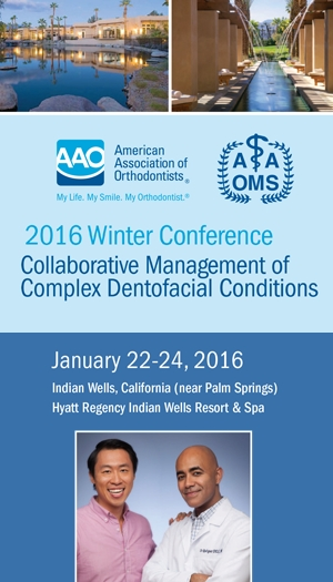 2016 Winter Conference - Web Access Only