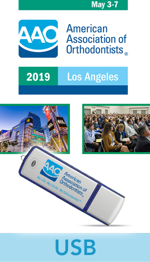 2019 AAO Annual Session Conference - USB