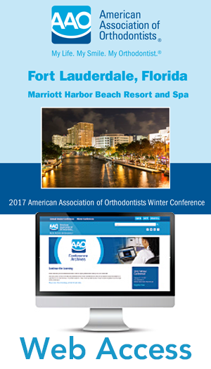 2017 Winter Conference - Web Access