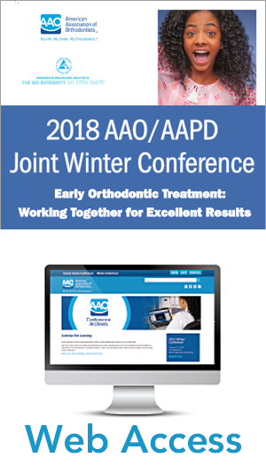 2018 Winter Conference - Web Access
