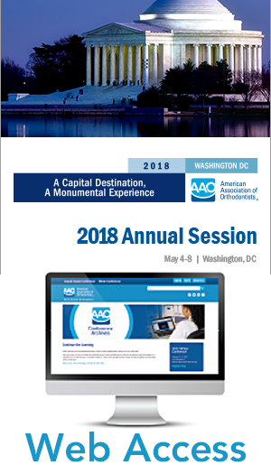 2018 Annual Sessions Conference - Web Access Only