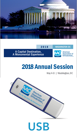 2018 Annual Session Conference - USB
