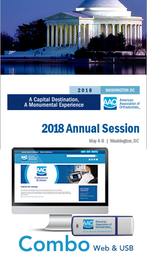 2018 Annual Sessions Conference - Combo