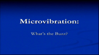 Micro-vibration and Acceledent:  What's the Buzz? icon