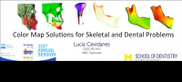 Color Map Solutions for Skeletal and Dental Problems