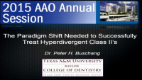 The Paradigm Shift Needed to Successfully Treat Hyperdivergent Class II's