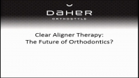 Clear Aligner Therapy: The Future of Orthodontics?