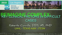 Reimagine Complex: Key Clinical Factors in Difficult Cases
